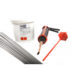 Tri-Bar Crack Stitching Repair Kit - £79.00